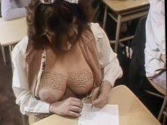 Las Colegialas (1986) - schoolgirl cheating