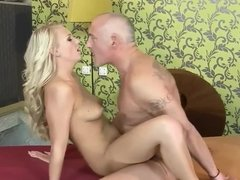 Babysitter Seduces Daddy...F70