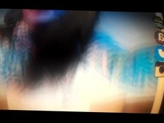 horny girl in webcam