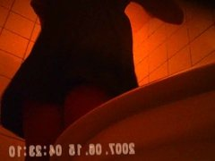 caught teen 20 yo shaved pussy panties hidden toilets sazz