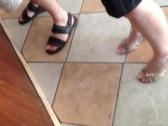 Female Feet Voyeur