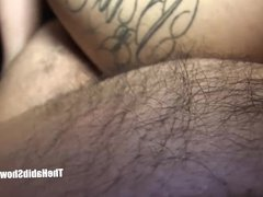 amateur homegrown prego pussy banged