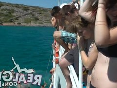 Real Girls Gone Bad Sexy Naughty Booze Cruise Boat Party