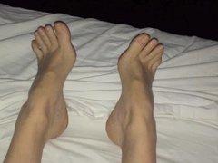 Delicious Toes- Cumming