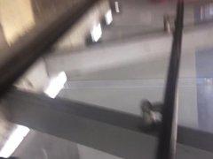 Lorena Gordibuena puta metro