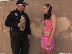 Bad Girl Teen Punished By Teacher!