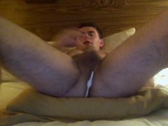 Fucking my ass and cumming