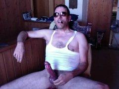 Str8 daddy smoke & stroke