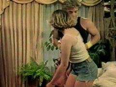 Nina Hartley  fucks Buck,  nice retro scene