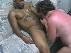 horny wife enjoys two hot guys
