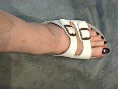 sexy nail and feet