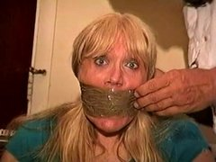 50 Yr OLD REAL ESTATE AGENT BALL-TIED AND TICKLED-Part 1