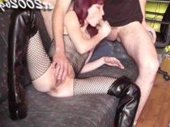 german girl ballplay sucking and fucking