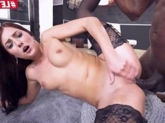 'Her Limit - Katy Rose Hot Bubble Butt Czech Babe Get Deep Anal Sex From A Big Black Cock'