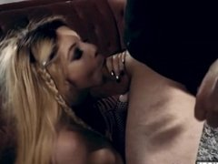 BurningAngel Kenzie Reeves Loves It Really Rough While Getting Anally Destroyed