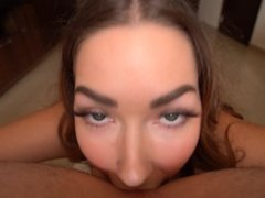 Cum Hungry Girlfriend Will Do ANYTHING To Get 3 Facials - Shaiden Rogue