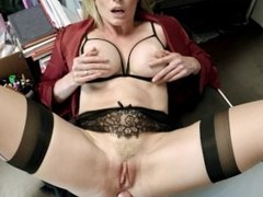 Horny Step Mom Uses Me for her Website - Cory Chase