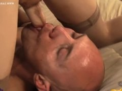 Hot Shemale Gets a Hard Anal Fuck