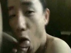 Chinese boys sucking till cum
