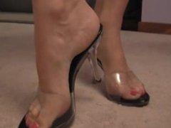 de beau pieds