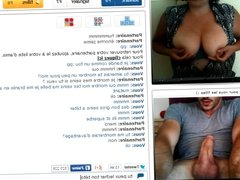 ChatRoulette - Boobs Addiction