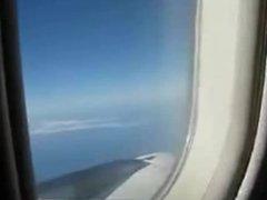 Una paja en el puente aereo
