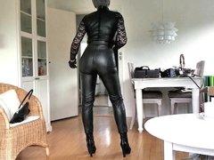 Sissy Sexy Leather Fantasy