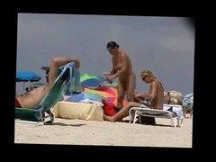 Horny Babes Putting Suntan Lotion