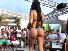 Sexy Brazilian Videos - Bikini contest 12 - AMAZING!!!! top