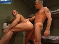 Straight Jock Gets Seduced By The Janitor