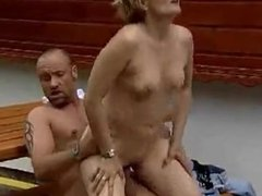 Older Amateur Is Grateful For The Pounding