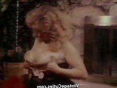 Wild Masturbation of a Gorgeous Blonde (1970s Vintage)