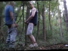Daddies in the woods