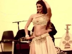 Belly Dance Sadie-Full HD video in Description