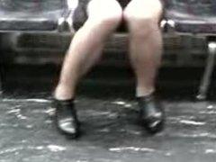 High Heels Upskirt