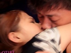 Squirting japanese babe Hana Haruna pounded hard