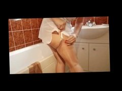 Hot Milf in Stockings