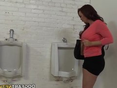 Janet Mason Quenches Her Hunger For Random Black Cock
