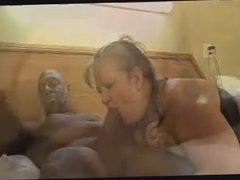 cheating wife fucks fat black dick