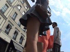 Upskirt - Hot piece of ass !