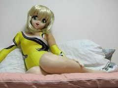 Kigurumi With Vibrater