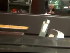 Blowjob at McD
