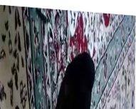 Arab Nylon Feet