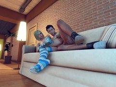 3DXChat - All Hetero poses 07 2015 Part 34
