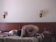 Moglie zoccola scopata in hotel parte 1