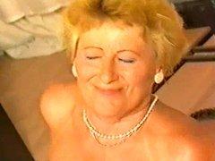 Hungarian Granny Fucks
