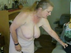 Slut wife Cora from North Carolina changes clothes