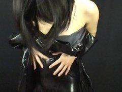 Japanese Latex Catsuit 63