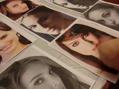 Cumshot Tribute: Natalie Portman 2