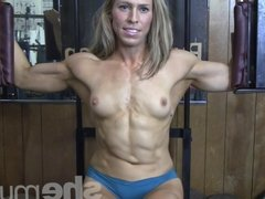 Fit Denise Is Gym Perfection
